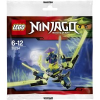 Lego Ninjago 30294 Polybag The Cowler Dragon Ghost