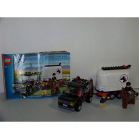 Lego City Limited Edition Set 7635 4Wd With Horse