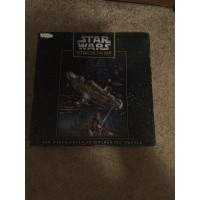 Star Wars Return Of The Jedi 550 Pieces Fully Interlocking
