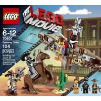 Lego Movie 70800 Getaway Glider Discontinued By