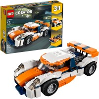 Lego Creator 3In1 Sunset Track Racer 31089 Building Kit 221