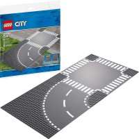 Lego City Curve And Crossroad 60237 Building Kit 2