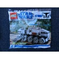 Star Wars Lego Brickmaster Exclusive Mini Building Set 20006 Clone Turbo Tank