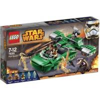 Lego Star Wars Flash Speeder 75091 Building