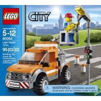 Lego City Great Vehicles Light Repair Truck