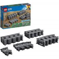 Lego City Tracks 60205 Building Kit 20