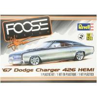 Revell 67 Dodge Charger 426 Hemi Plastic Model