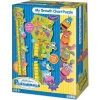 Pajanimals Growth Chart