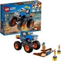 Lego City Monster Truck 60180 Building Kit 192