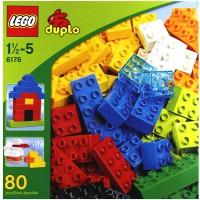 Lego 6176 Duplo Basic Bricks Deluxe 80