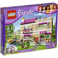 Lego Friends Olivias House 3315 Discontinued By