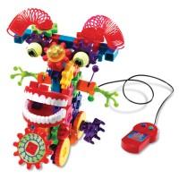 Wacky Wigglers Gears Building Toy