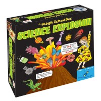 Magic School Bus Science Explosion Game