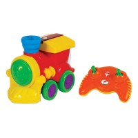 Chug along Steam Train RC Toddler Lights & Sounds Toy