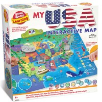 My USA Interactive Talking Map