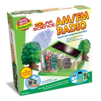 Build Solar Energy AM/FM Radio Science Kit