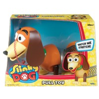 Slinky Dog Pull Toy