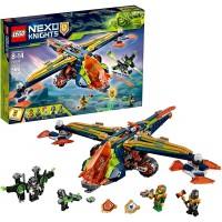 Lego Nexo Knights Aarons Xbow 72005 Building Kit 569