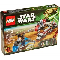 Lego Star Wars 75012 Barc Speeder With