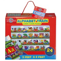 Alphabet Train 24 pc Jumbo Floor Puzzle