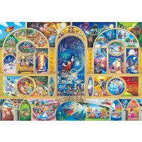 Tenyo Disney All Character Dream Jigsaw Puzzle 1000