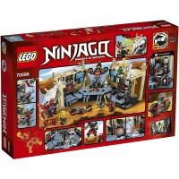 Lego Ninjago Cave Base Ninjabased X