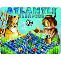Lego Games Atlantis Treasure