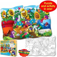 The Learning Journey Puzzle Doubles Giant Backyard