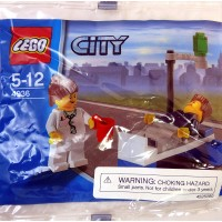 Lego City Set 4936 Doctor And