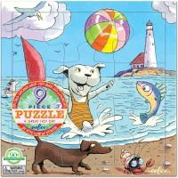 Eebooa Hot Day Puzzle 9Pieces