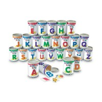 Alphabet Soup Sorters Learning Playset