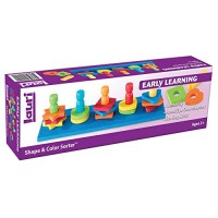 PlayMonster Lauri Shape & Color Sorter 2114 Multicolor