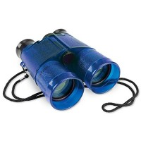 Learning Resources Binoculars with Lanyard Science Exploration STEM Goggles Blue Ages 5+