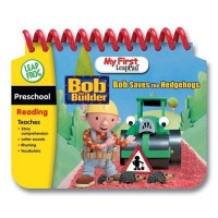 Leap Frog My First Pad Bob the Builder Saves Hedgehogs