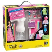 Project Runway 4 In 1 Light Box Fashion Design Studio Craft Set Educational Toys Planet