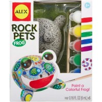 Alex Craft Rock Pets Frog Kids Art and Activity