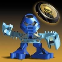 Lego Bionicles #3 - Maku McDonald's