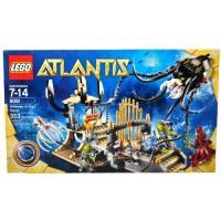 LEGO Atlantis Gateway of the Squid 8061