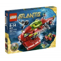 LEGO Atlantis Neptune Carrier 8075