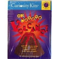 Curiosity Kits Oh Nooooo Volcano Plaster Kit