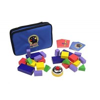 Blocks Rock A STEM Toy and Educational Game for Competitive Structured Block Play Ages 4+
