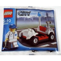 LEGO City Doctor's Car Bagged Toy