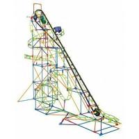 K'NEx Super Cyclone Coaster Motorized Building Set