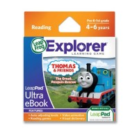 LeapFrog LeapPad Ultra eBook Adventure Builder Thomas and Friends The Great Penguin Rescue works with all tablets