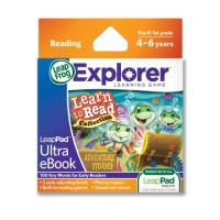 LeapFrog LeapPad Ultra eBook Learn to Read Collection Adventure Stories works with all tablets