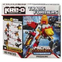 KRE-O Transformers Micro-Changers Combiners Predaking Set A2227