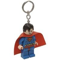 LEGO DC Super Heroes - Superman LED Key Chain Flashlight