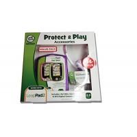 Leap Frog LeapPad Plug & Play Accessories Exclusive Purple Gel Skin Headphones and Digital Download Card