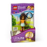 LEGO Friends Andrea Keychain with LED Light 275-Inch