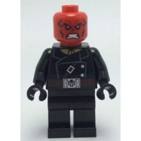 LEGO DC Universe Super Heroes Red Skull 2014